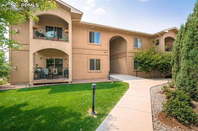 1550 Little Bear Creek Point #2, Colorado Springs, CO 80904 (#8603012) :: Action Team Realty