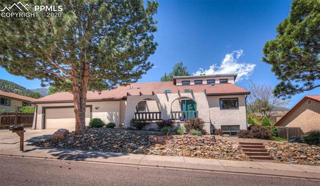 1 Kreg Lane, Manitou Springs, CO 80829 (#8603257) :: Tommy Daly Home Team