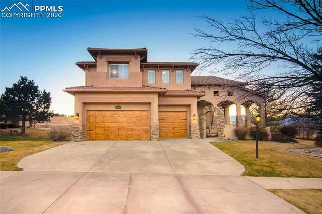 3105 Hollycrest Drive, Colorado Springs, CO 80920 (#8604262) :: The Kibler Group