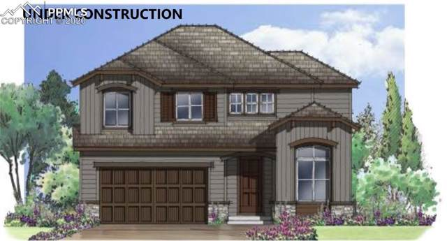 7094 Fauna Glen Drive, Colorado Springs, CO 80927 (#8606401) :: Tommy Daly Home Team