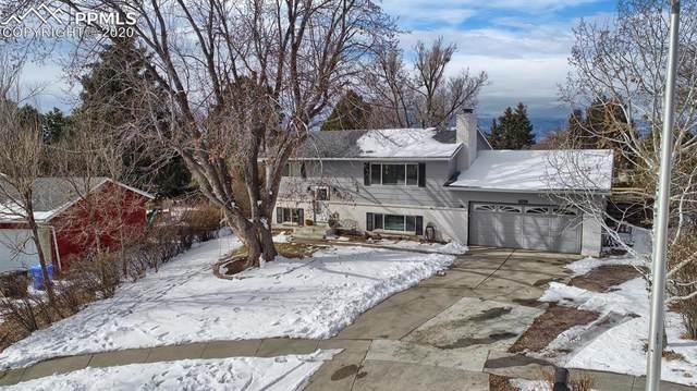 1346 Doyle Place, Colorado Springs, CO 80915 (#8607267) :: Jason Daniels & Associates at RE/MAX Millennium