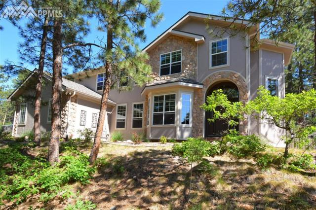 1470 Spring Valley Drive, Colorado Springs, CO 80921 (#8608672) :: Jason Daniels & Associates at RE/MAX Millennium