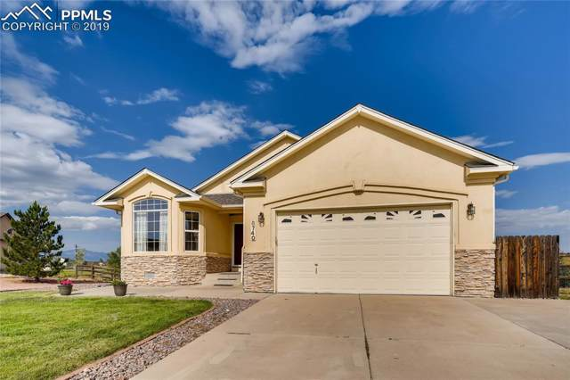 8740 Garden City Road, Peyton, CO 80831 (#8608683) :: The Kibler Group