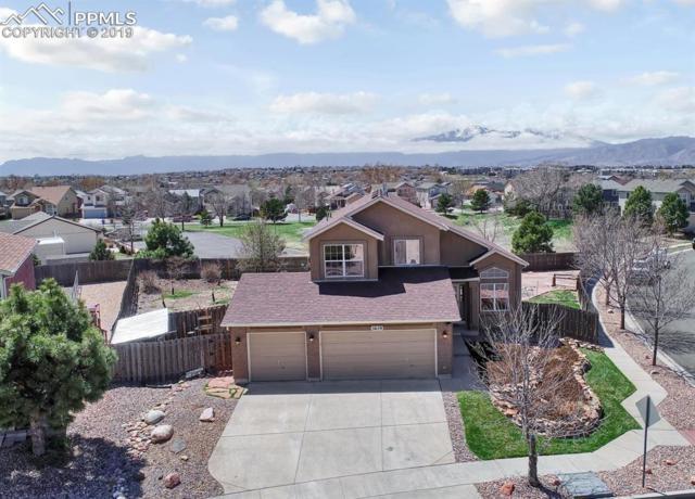 5659 Many Springs Drive, Colorado Springs, CO 80923 (#8608912) :: The Hunstiger Team