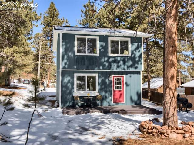 1112 W Browning Avenue, Woodland Park, CO 80863 (#8610978) :: The Kibler Group