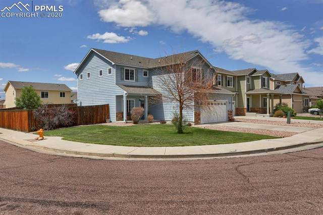 10861 Deer Meadow Circle, Colorado Springs, CO 80925 (#8612025) :: The Treasure Davis Team