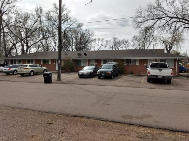 501 E Brookside Street, Colorado Springs, CO 80905 (#8612579) :: RE/MAX Advantage