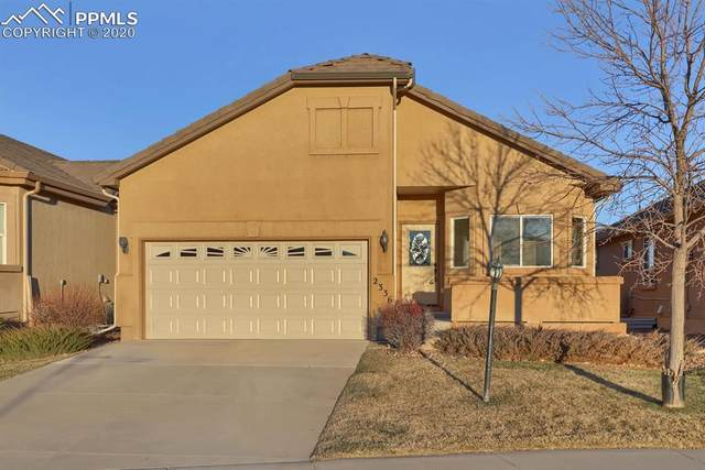 2336 Creek Valley Circle, Monument, CO 80132 (#8612820) :: Action Team Realty