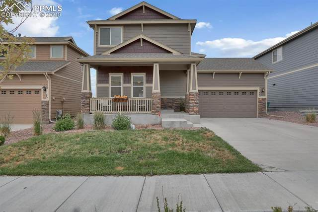 1153 Antrim Loop, Colorado Springs, CO 80910 (#8613134) :: The Treasure Davis Team