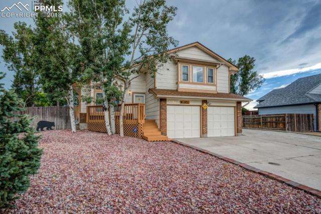 1875 Piros Drive, Colorado Springs, CO 80915 (#8613263) :: The Hunstiger Team