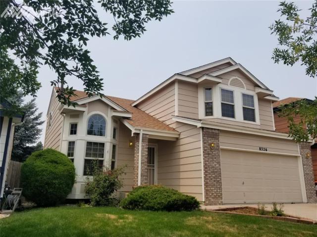 8326 Wilmington Drive, Colorado Springs, CO 80920 (#8613644) :: Harling Real Estate