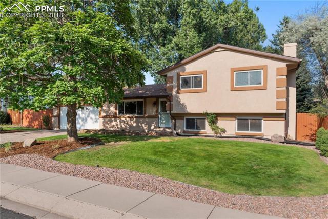 2815 Shady Drive, Colorado Springs, CO 80918 (#8614165) :: The Hunstiger Team