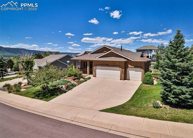 783 Saber Creek Drive, Monument, CO 80132 (#8614877) :: The Daniels Team