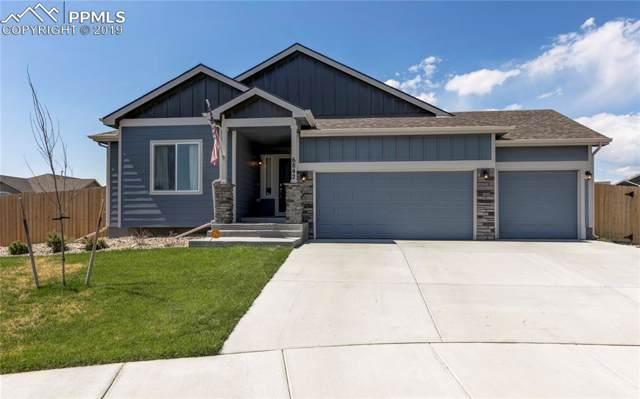 6842 Galpin Drive, Colorado Springs, CO 80925 (#8615549) :: The Kibler Group