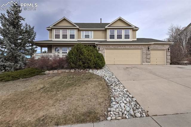 15730 Holbein Drive, Colorado Springs, CO 80921 (#8616484) :: The Kibler Group