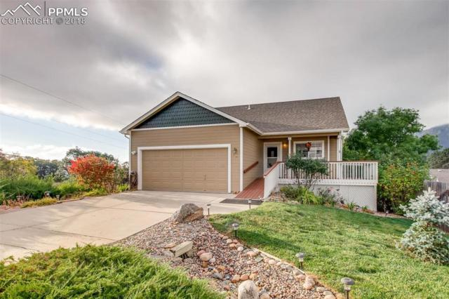 29 Sailing Way, Palmer Lake, CO 80133 (#8616652) :: Colorado Home Finder Realty