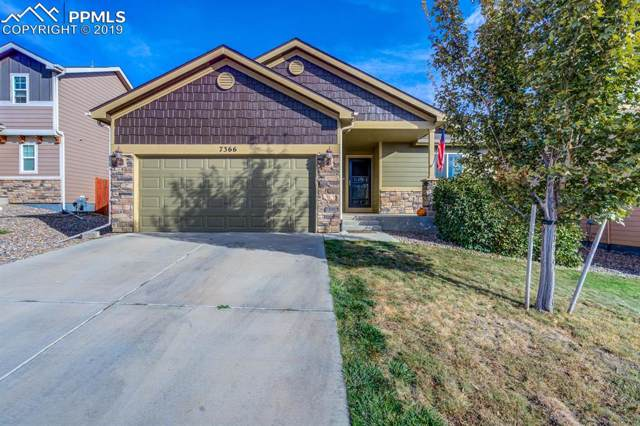 7366 Willowdale Drive, Fountain, CO 80817 (#8617205) :: Action Team Realty