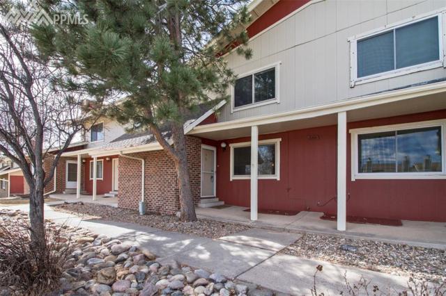 266 W Rockrimmon Boulevard D, Colorado Springs, CO 80919 (#8618006) :: Jason Daniels & Associates at RE/MAX Millennium