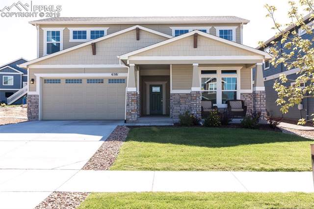 6581 Stonefly Drive, Colorado Springs, CO 80924 (#8621162) :: Tommy Daly Home Team