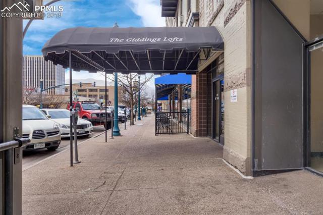 101 N Tejon Street #280, Colorado Springs, CO 80903 (#8622129) :: Jason Daniels & Associates at RE/MAX Millennium