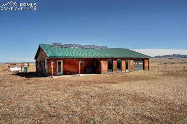 3500 County Road 129 Road, Westcliffe, CO 81252 (#8625008) :: Finch & Gable Real Estate Co.