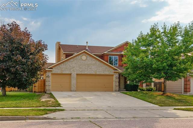 3818 Cottage Drive, Colorado Springs, CO 80920 (#8630469) :: Finch & Gable Real Estate Co.