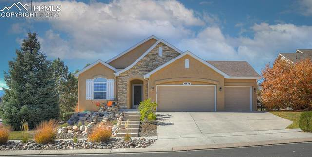 11776 Laurelcreek Drive, Colorado Springs, CO 80921 (#8631725) :: The Harling Team @ HomeSmart