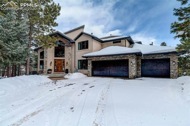 751 Silver Oak Grove, Colorado Springs, CO 80906 (#8632375) :: Action Team Realty