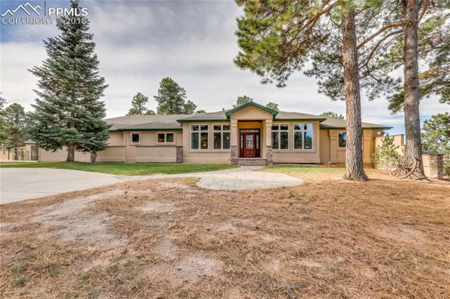 17035 Southwood Drive, Colorado Springs, CO 80908 (#8633248) :: The Hunstiger Team