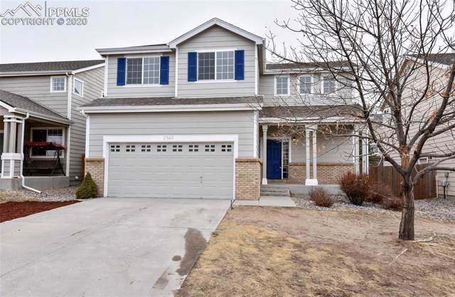 2367 Woodpark Drive, Colorado Springs, CO 80951 (#8633431) :: Action Team Realty
