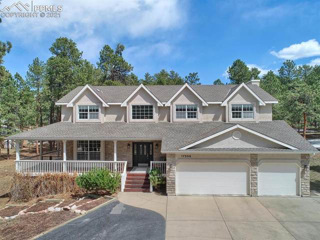 17559 Colonial Park Drive, Monument, CO 80132 (#8634018) :: The Treasure Davis Team | eXp Realty