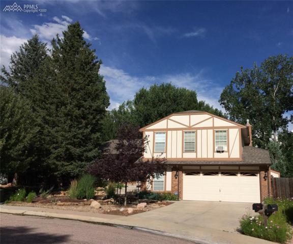 6331 Poncha Circle, Colorado Springs, CO 80919 (#8635900) :: The Treasure Davis Team