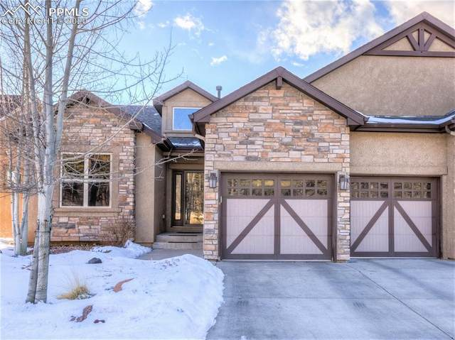 1326 Longs Point, Woodland Park, CO 80863 (#8636378) :: Finch & Gable Real Estate Co.