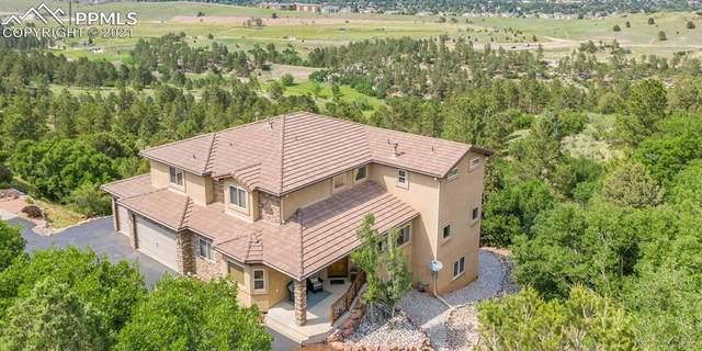 1261 Golden Hills Road, Colorado Springs, CO 80919 (#8636743) :: Venterra Real Estate LLC
