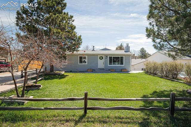 244 Mitchell Avenue, Monument, CO 80132 (#8641416) :: Action Team Realty