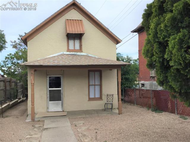 216 N Bradford Street, Pueblo, CO 81003 (#8643877) :: The Daniels Team