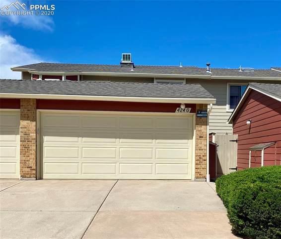 424 W Rockrimmon Boulevard G, Colorado Springs, CO 80919 (#8644726) :: Finch & Gable Real Estate Co.