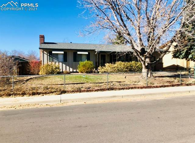 7010 Caballero Avenue, Colorado Springs, CO 80911 (#8646785) :: Realty ONE Group Five Star
