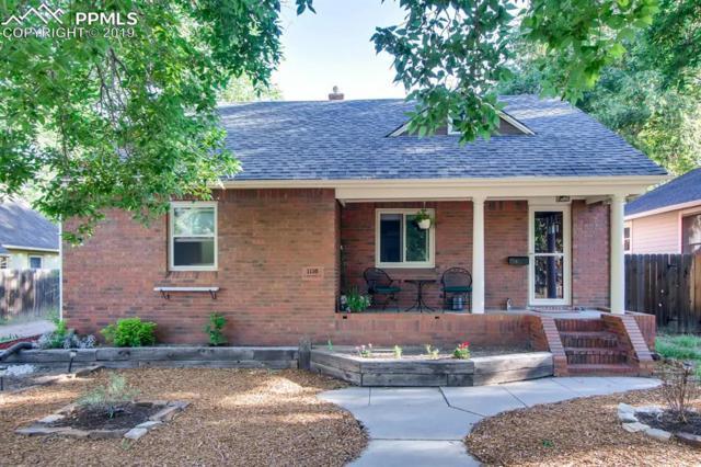 1116 E Monument Street, Colorado Springs, CO 80903 (#8647575) :: The Peak Properties Group