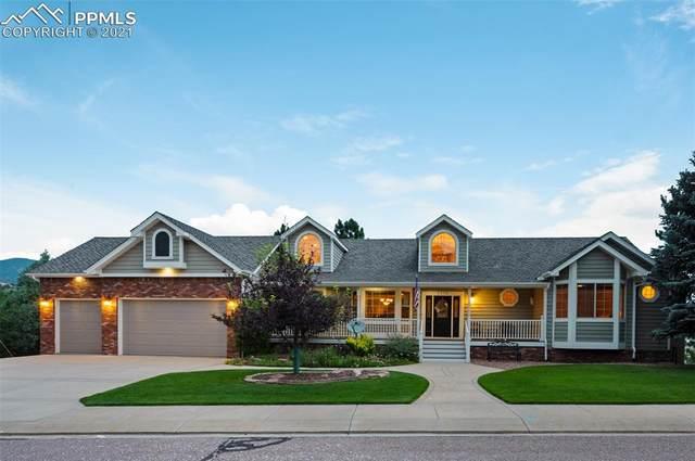 2270 Cape Pine Way, Colorado Springs, CO 80919 (#8647878) :: Springs Home Team @ Keller Williams Partners