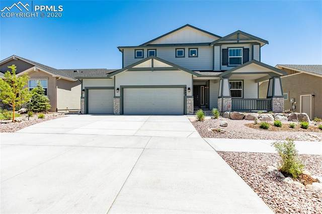9645 Surrey Run Drive, Colorado Springs, CO 80924 (#8648415) :: The Kibler Group