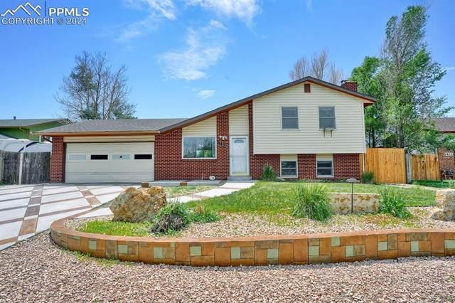 4621 Gatewood Drive, Colorado Springs, CO 80916 (#8648985) :: Dream Big Home Team | Keller Williams