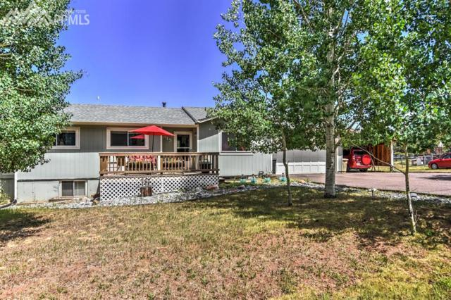 815 W Northwoods Drive, Woodland Park, CO 80863 (#8649126) :: The Treasure Davis Team