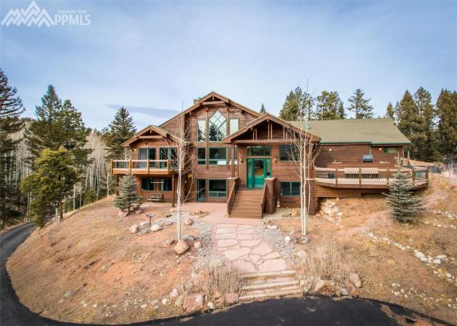 808 Lucky Lady Drive, Woodland Park, CO 80863 (#8649610) :: Colorado Home Finder Realty