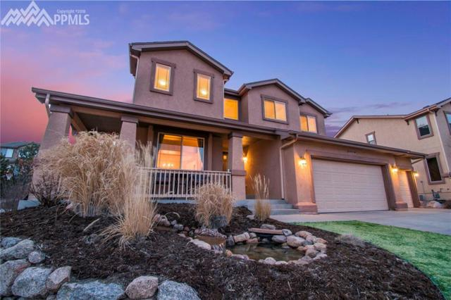3767 Oak Meadow Drive, Colorado Springs, CO 80920 (#8650867) :: Jason Daniels & Associates at RE/MAX Millennium