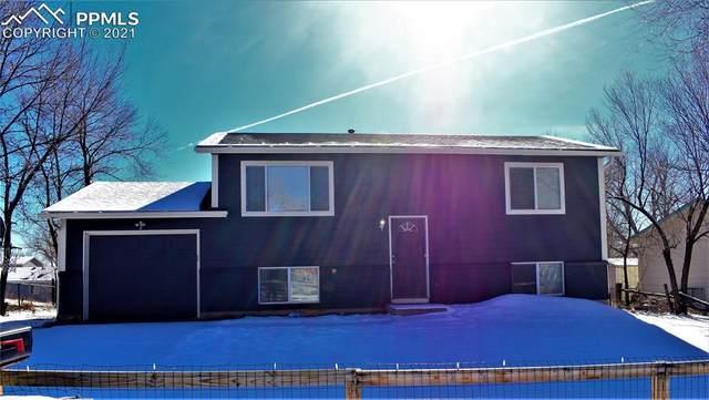3645 Darkwood Drive, Colorado Springs, CO 80910 (#8652267) :: The Dixon Group