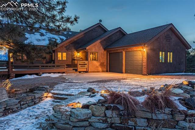 3200 Shy Circle, Westcliffe, CO 81252 (#8652524) :: The Scott Futa Home Team