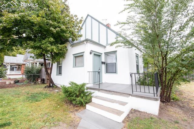 1201 E Boulder Street, Colorado Springs, CO 80909 (#8655508) :: Venterra Real Estate LLC