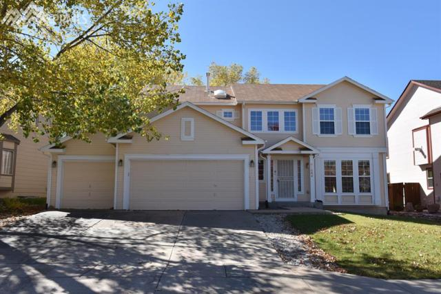 6144 Treeledge Drive, Colorado Springs, CO 80918 (#8656005) :: Jason Daniels & Associates at RE/MAX Millennium