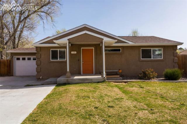 135 Hayes Drive, Colorado Springs, CO 80911 (#8656814) :: CENTURY 21 Curbow Realty
